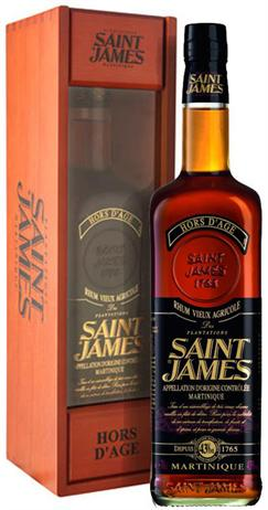 Saint James Rhum Agricole Paille